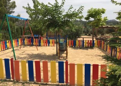 Zona juegos infantil villatoya
